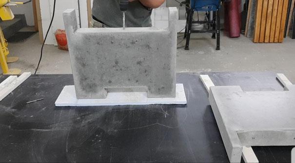 Sitzbank / Gartenbank selber bauen