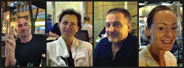 Christian, Alexandra, Albin, Birgit