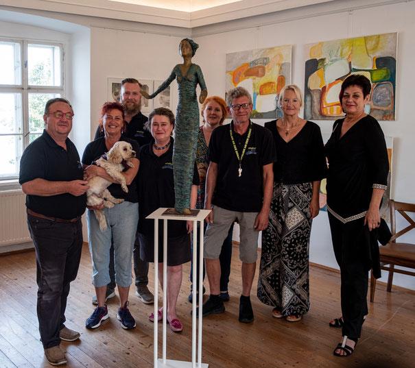 Team Atelier an der Donau 2019