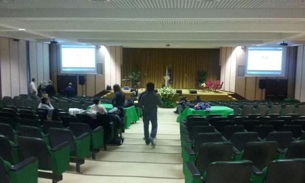 24 Febbraio ore 15.30 Auditorium S.Giovanni Paolo II Proiezione del Film con la presenza dei Legionari di Cristo