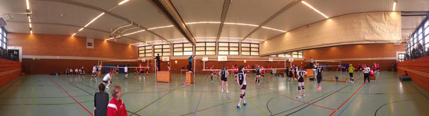 Sporthalle in Herford
