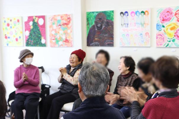 笑いヨガ 在宅診療 佐賀 アサヒ薬局