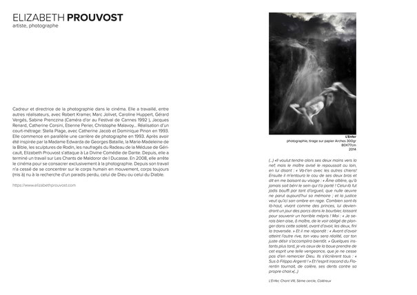 Una commédia attual  Galerie 24 B Prouvost Elizabeth Photographe