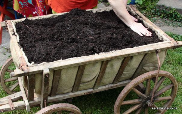 Deko für den Garten