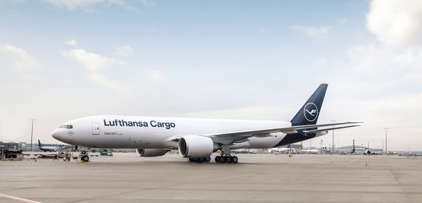 LH Cargo operates 5/7 Boeing 777 freighters to Mexico City  -  photos: LHC