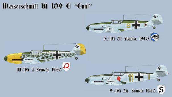 """I Me109 avevano surclassato i caccia in dotazione all' ALA, spesso impegnati come caccia di scorta  per i bombardieri. i Me109 del JG2 """"Richtofen"""" e del JG26 """"Schlageter"""" parteciparono all'operazione Paula."""