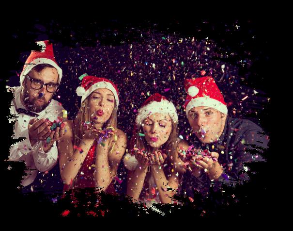 Firmenweihnachtsfeier mit Teamevent
