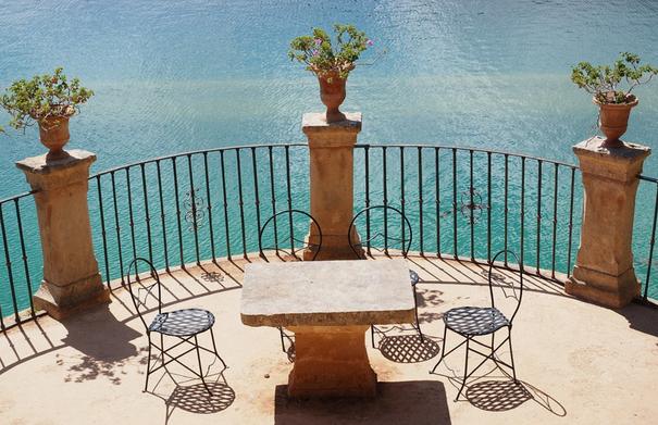 Mein Träumchen von Balkon/Terrasse :)  ...