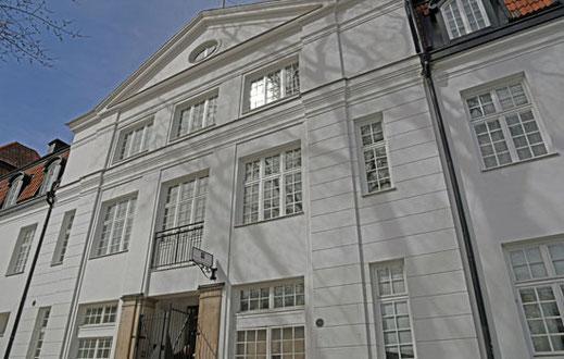 Das Newman-Institut - die einzige katholische Hochschule Skandinaviens.