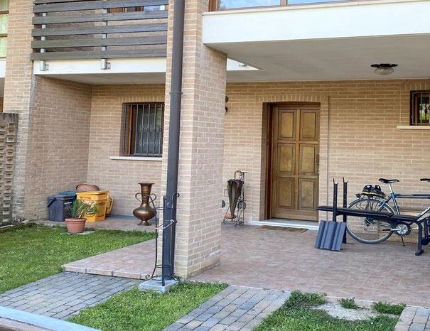 Immagine esterno villa Campoformido