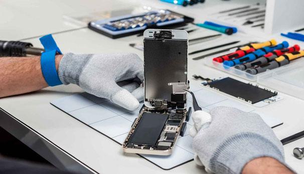 reparation ecran iPhone 6s Plus antony viry châtillon evry massy