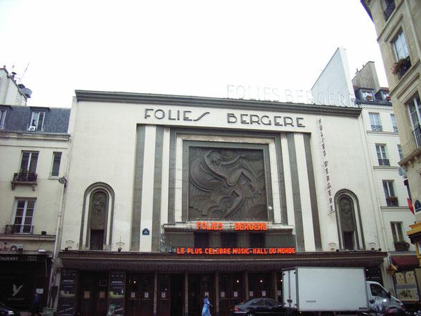 フォリー・ベルジェール、2005年
