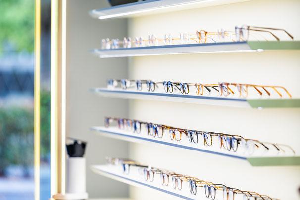 Auf der 1.Etage in der Krämerstr. bei brilleammarkt.de gibt es unsere Kinderabteilung für Kinderbrillen. Ausgestattet mit den coolsten Kinderbrillen  in schönem Ambiente