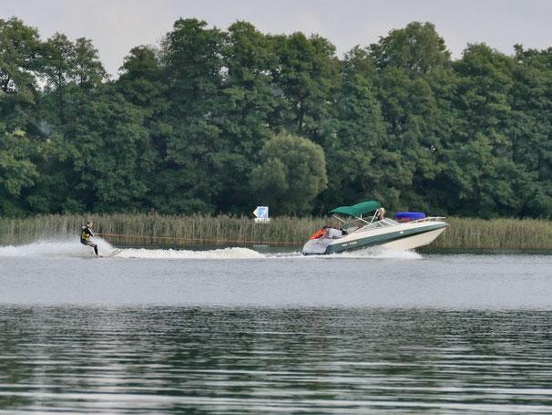 Wasserski Mecklenburger Seenplatte, Urlaub