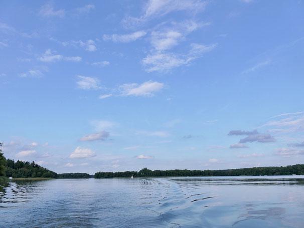 Prieperter See, Urlaub am Wasser