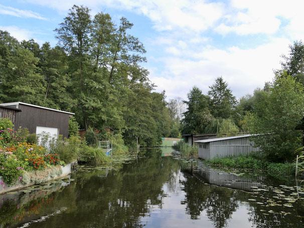 Havel, Urlaub am Wasser, Alte Havel