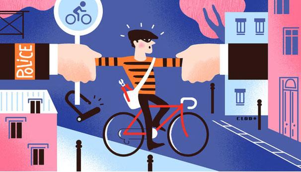 voleur de vélo