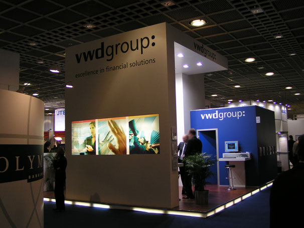 Messestand, Messeorganisation