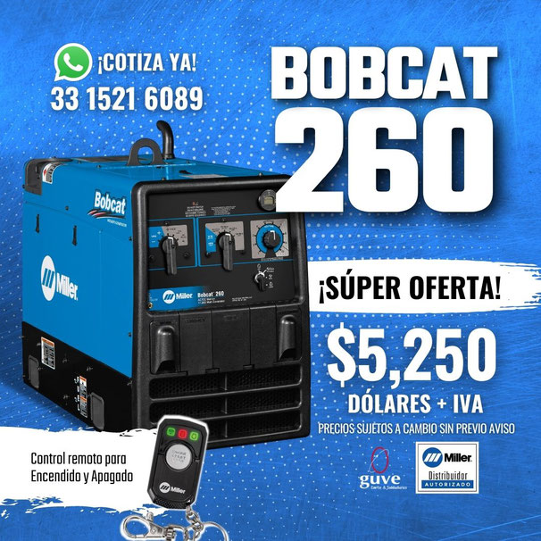 Bobcat 250