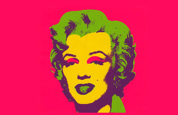 Andy Warhol. Marilyn Print, 1967. Collection of the Andy Warhol Museum, Pittsburgh © 2017, The Andy Warhol Foundation for the Visual Arts, Inc. / VEGAP