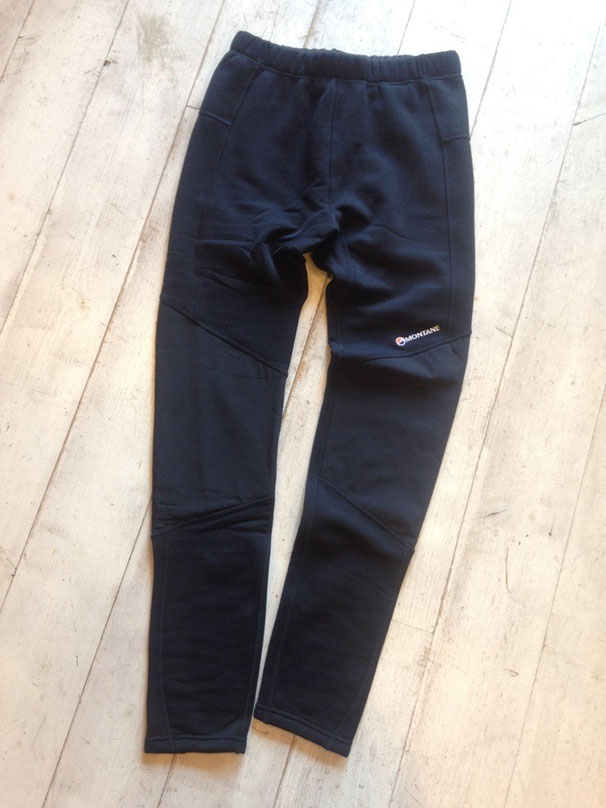 MONTANE(モンテイン) POWER STRETCH PRO PANTS(Black) ¥21,600(税込)