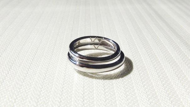 コンセプト手作り結婚指輪