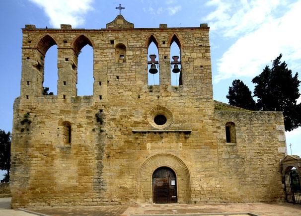 Перетальяда - церковь Святого Стефана