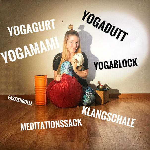 Yogamami und ihr Lieblingstools