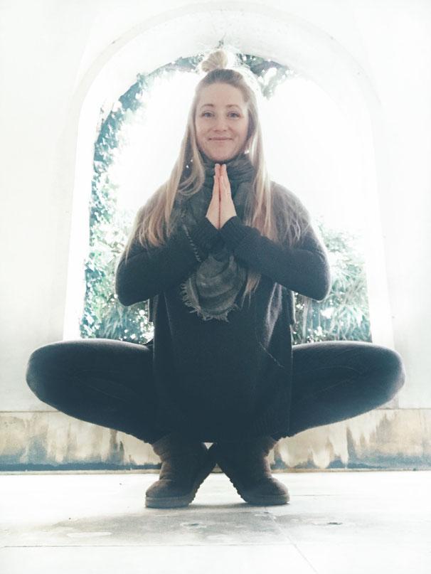 Yogamami aka Sabrina