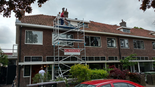 Aannemer dakdekker loodgieter dakbedekking Leiden