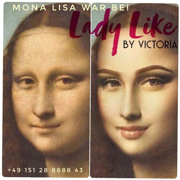 Permanent Make-up verändert das Gesicht - für immer