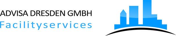 Logo ADVISA-Service Reinigungsfirma + Hausmeisterservice Dresden GmbH