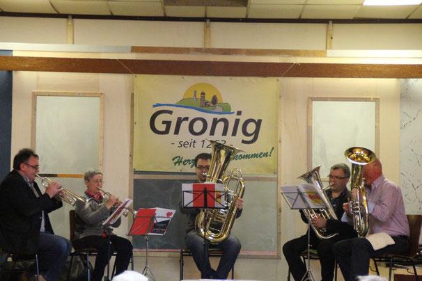 Quintett aus Gronig
