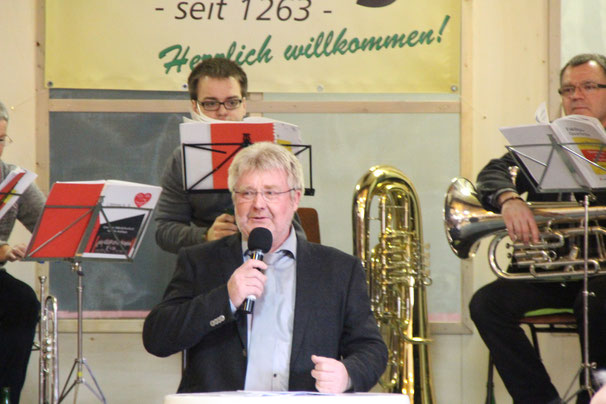 Ortsvorsteher Toni Schäfer