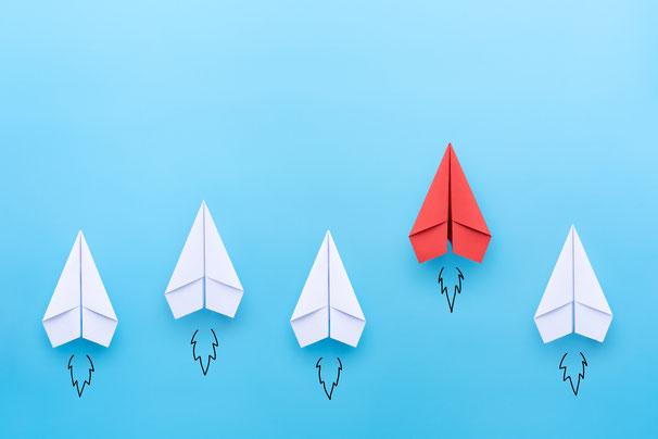 中小企業が強みを活かす経営のイメージ
