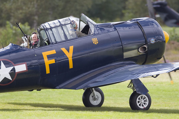 North American AT-6A Texan - N13FY
