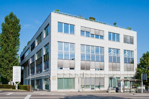 Gebäude in der Bockelstraße 146 | is-mid-rounded
