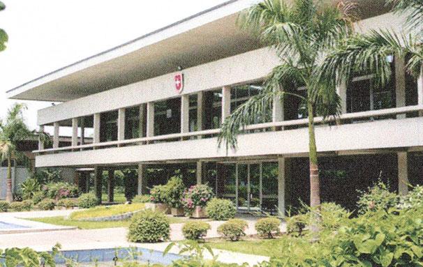 Schweizer Botschaft in New Delhi
