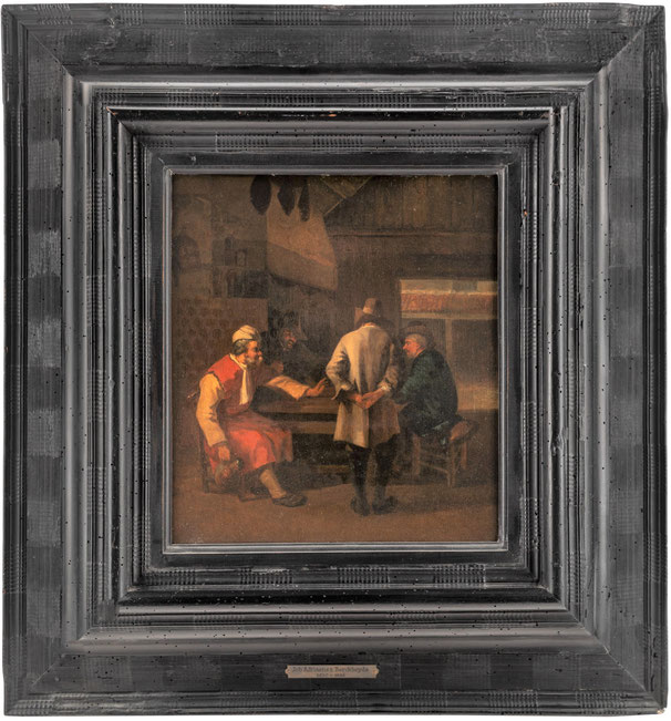 te_koop_aangeboden_een_17e_-eeuws_interieur_schilderij_van_de_nederlandse_kunstschilder_job_adriaensz._berckheyde_1630-1693_gouden_eeuw