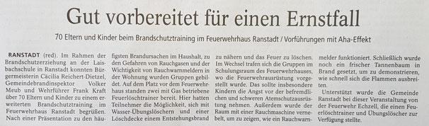 Kreisanzeiger, 04.12.2018