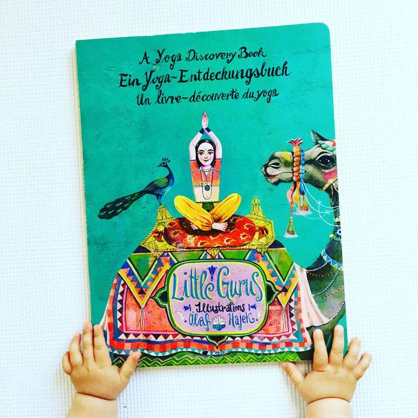 Kinderyoga für Anfänger: Little Gurus – Ein Yoga-Entdeckungsbuch MOMazing Yoga Mama Mami Blog Yogamama