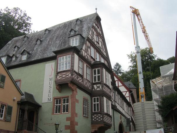Stadtmuseum Miltenberg © Simon Ernst