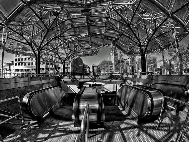 U-Bahn Duis Rathaus II