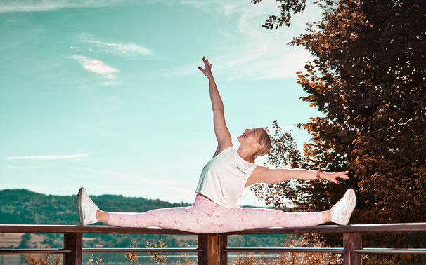 Dance Fitness Instruktorin
