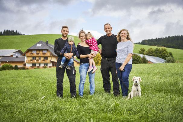 Hansjörg und Michaela Waldvogel