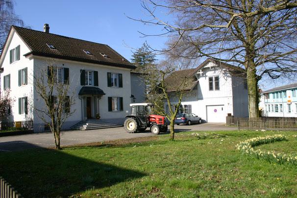 Arzthaus Wängi, Dorfstrasse 21, erbaut 1870