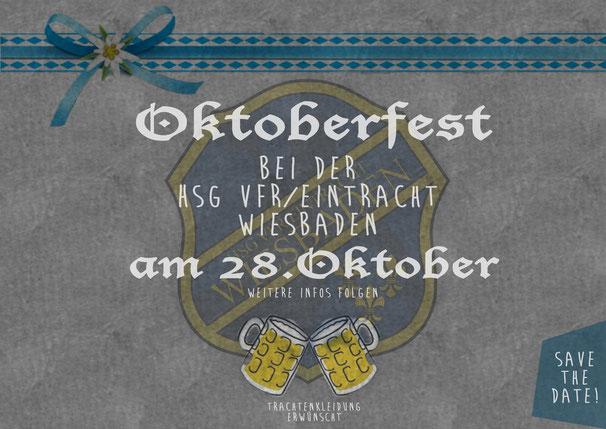 HSG VfR/Eintracht Wiesbaden Oktoberfest 28.10.2017 Elsässer Platz