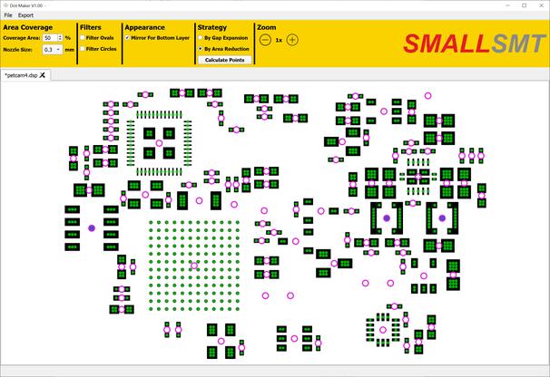 V2 Dot Maker SMALLSMT