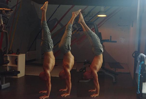 Handstand alignement - comment améliorer son ATR - Theo Philosport coach sportif