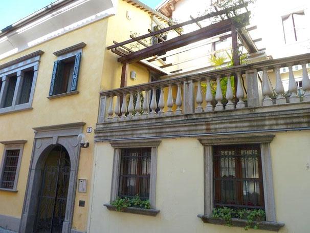 Immagine palazzo appartamento Via Gemona